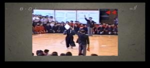 NHK BS-1 SAMURAI SRIRIT「剣道」の1シーン