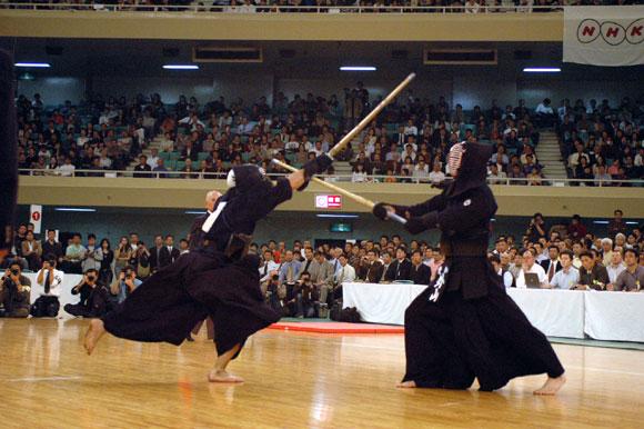 「基本」:剣道の'教え'を考える[2]