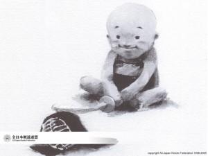 全剣連設立50周年記念 剣道ポスター公募入賞作品 (投稿とは関係ありません)