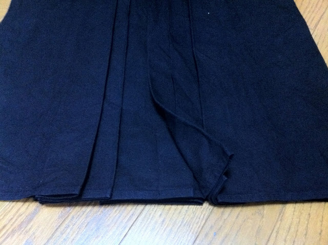 剣道の袴の話、、、まだまだ勉強中につき:ヲタクっぷり[18]