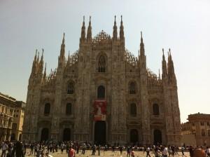 ミラノの大聖堂