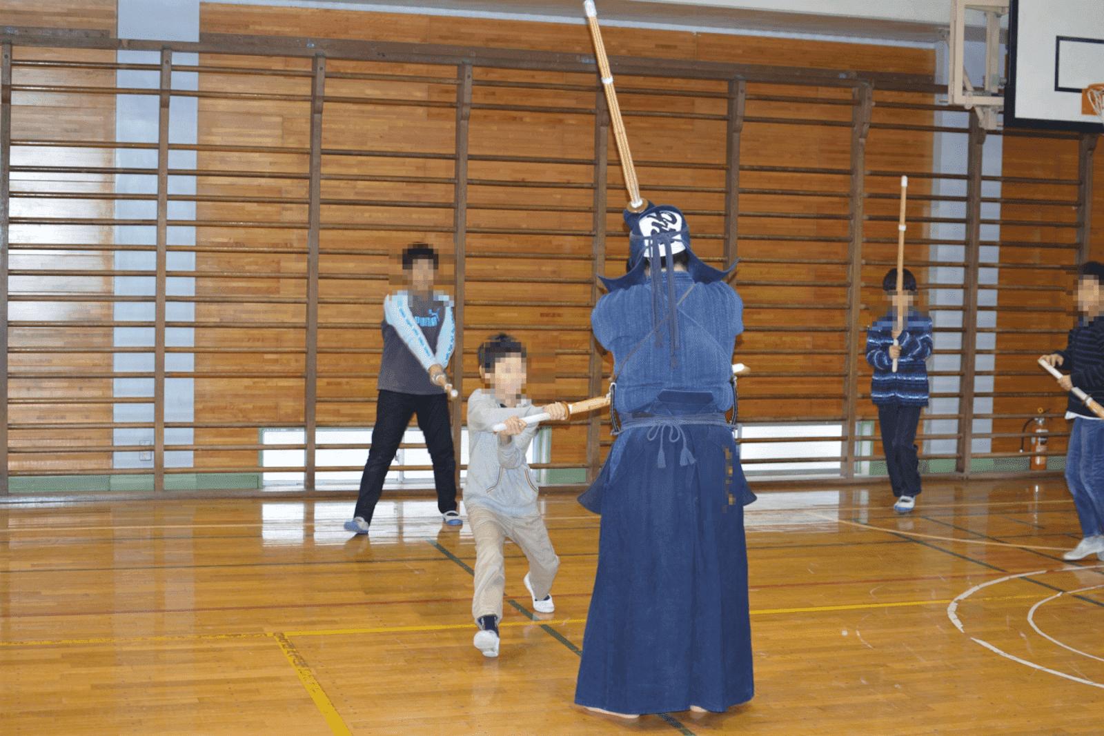 授業「日本と言ったら〇〇」:剣道ってすばらしいのか〜第2段〜
