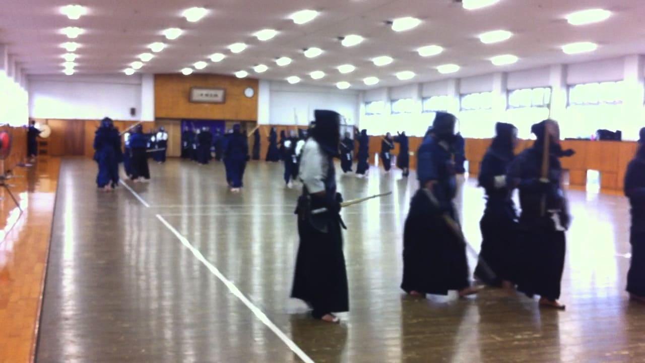 剣道のトレーニングに思うこと