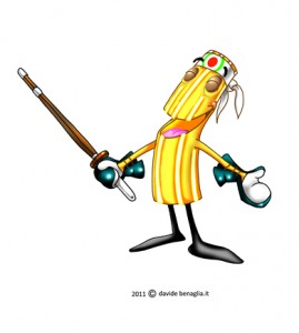 15WKC公式キャラクター